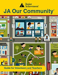 JA Our Community<sup style='text-decoration:none;'>®</sup>